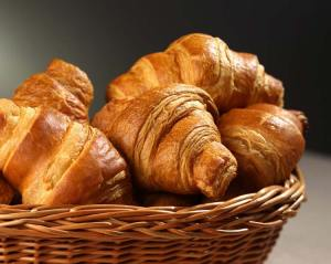 Croissant ~ 310 calories!